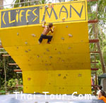 Cliffs Man: Rock Climbing